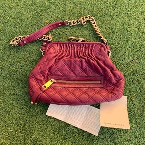Marc Jacobs Cobs Stam Small Bag